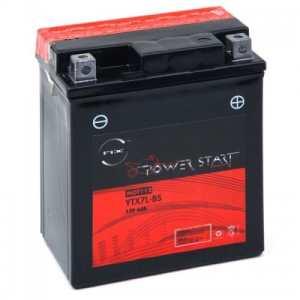 NX – Batterie moto YTX7L-BS / GTX7L-BS 12V 6Ah