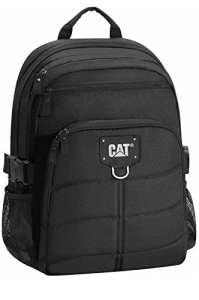 Caterpillar 83435-01Cat Sac à dos Brent Millennial, SW, noir, L/B/H: 32/18/45–Volume: 22l
