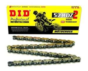 D.I.D 520dz-94Doré 94-Links Dz2Chaîne avec Connecting Link