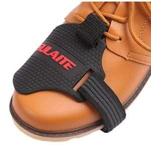Everpert Protection de Dérailleur Bottes de Chaussures de Moto Shift Chaussettes Boot Cover