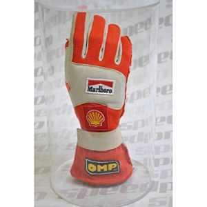 Original Réplique Gant Michael Schumacher Ferrari F2000, Champion du Monde de formule 12000