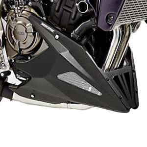 Sabot moteur Yamaha MT-10 16-18 Raceline Bodystyle noir mat