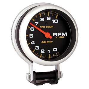 Auto Meter 5610 3-3/4in Pro-Comp Tach 10000 RPM
