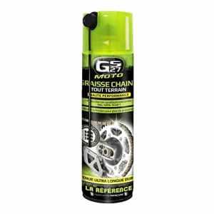 GS27 S202141 Graisse Chaine Tout Terrain GS 27, 500 ml