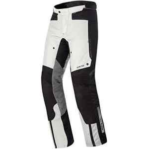 REV'IT Defender Pro GTX Pantalon – XXL – Court, Gris