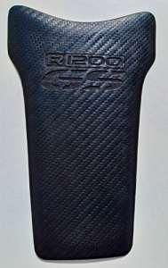 Rubbatech BMW R1200GS & Adventure LC Tampon de protection pour réservoir d'essence en caoutchouc