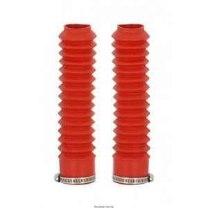 Sifam Soufflets De Fourche Moto Rouge Ø: 32/Ø48mm – Longueur: 240mm