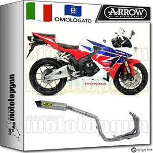 Arrow Kit Terminal Race round-sil carbone CC Ducati Monster S2R 1000 2014 14 71075 CKR