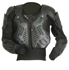 GearX Enfants Motocross Armour Dos Protection Veste CE, M