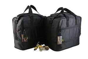 m4b: BMW R1200GS-LC (K51) à partir de 2014 ( R1200 GS LC ): Poches intérieures / sacs intérieurs pour valises latérales — hauteur variable — per valigie in alluminio