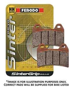 Ferodo Plaquettes de Frein Eco Friction