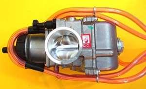 Keihin PWK 38 carburateur COURSE CARBURATEUR Carburateur