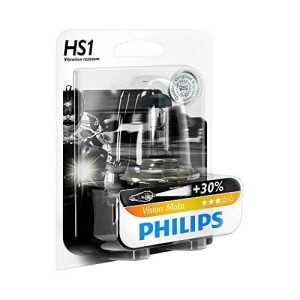 Philips 0730614 Ampoule Spéciale 12636Bw Hs1 Motovision