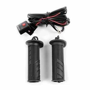Poignées chauffantes Honda CBR 1100 XX KOSO 22mm, noir