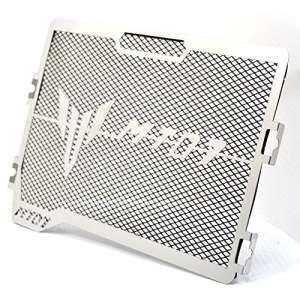BJ Global Accessoires Moto en acier inoxydable Grille de protection Grille de radiateur pour Yamaha MT07MT 0720142015