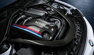 BMW M Performance Protection de Moteur Carbone pour M3 F80 et M4 F82, F83, F82 GTS