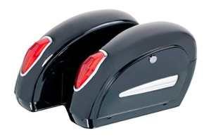 Customaccess ARS004N Sacoche Latérale Modelé Small