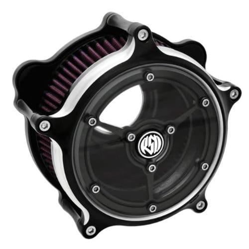 Filtre air Clarity Roland Sands Contrast Cut pour Harley Davidson TBW 08-up