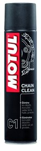 Motul – Lubrifiant Chaine C1 Chain Clean – Spray 400Ml