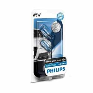 Ampoules W5W Philips White Vision