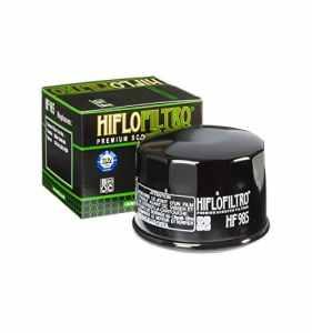Filtre à huile hiflofiltro hf985 – Hiflofiltro 7906870