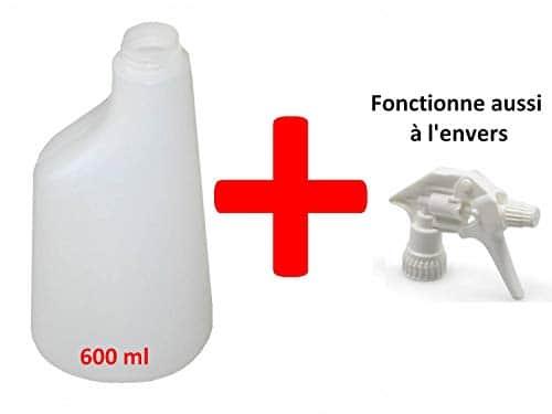 LAV RENOVAUTO Vaporisateur 600 ML GÂCHETTE Blanche