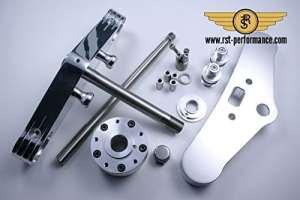 RST Fourche Pont Harley Davidson Softail flst/FXST