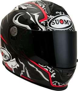 Suomy KSSR0035.3 Casque Moto intégral SR-Sport Carbon Dovizioso