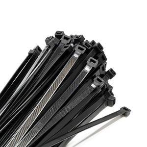 WilTec Serre-câbles 9,0×1200 100 pcs. Serre-câbles