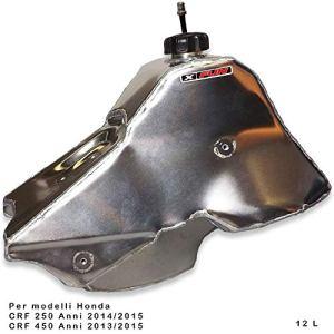 x-fun réservoir aluminium pour hon cRF 450(13> 16) 12l.