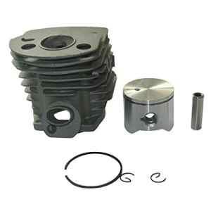 Cylindre Moteur Piston 45mm pour Husqvarna 51 50 Tronçonneuse # 503168301