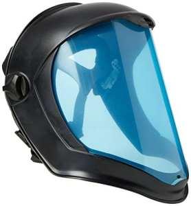 Honeywell 1011624 Ecran Facial Bionic Complet avec Face Polycarbonate Anti-rayures et Anti-buée Incolore