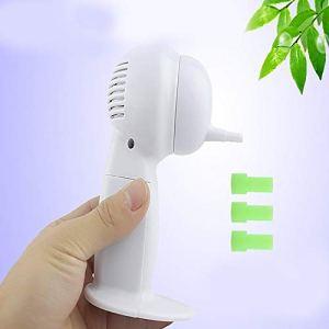 Limpiador de oídos eléctrico creativo a batería