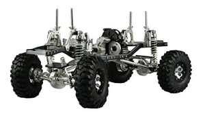Amewi 22142–AMX Rock Crawler Steel Spring Full CNC en Alliage