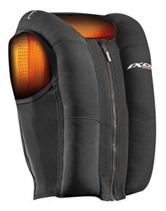 Ixon Gilet Airbag IX-Airbag U03 Taille Noir, Taille L