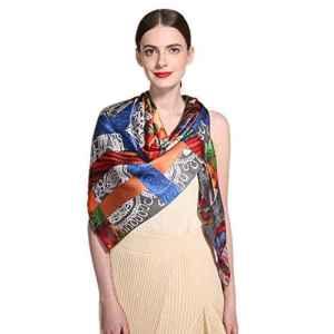 NEW Serviette de plage crème solaire printemps foulard été (Couleur : Multicolore)