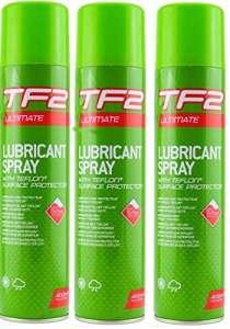 TF2Aérosol Ultime avec Teflon® (400ml). Lot de 1, 2, 3, 4, 6ou 12, 3 x 400ML Cans