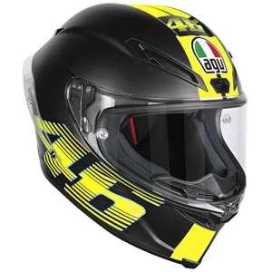 AGV Helmets Corsa R E2205 Top Plk,V46 Matt Noir,XL