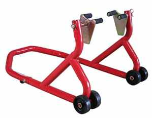 BikeTek Series 3 Béquille de moto – Roue avant