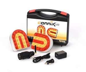 BITS4REASONS SPAREX CONNIX LED Kit d'éclairage à LED – wifi – fixations magnétiques S.130977