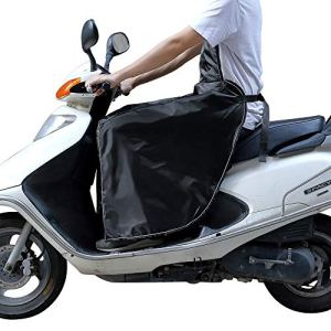 Couvre Jambe pour Scooter et Moto – Housses de Protection imperméables pour Randonnées Hivernales en Scooter