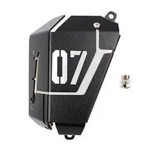 FATExpress Refroidisseur de Liquide de Protection pour Moto 2013-2016 Yamaha FZ-07 MT-07 FZ07 MT07 FZ MT 07 2014 2015 13-16