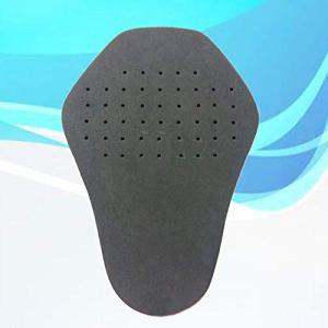 heDIANz Racing Suit Liner Pad Équipement de Protection Respirant, Protection Dorsale Eva, Gris