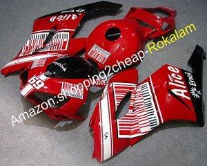 Hot Sales, Carénages Cbr10000405CBR 1000RR 20042005Cbr1000rr gratuit personnalisés pré-percés Alice Carénages kit (Moulage par injection)