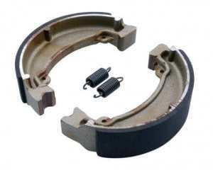 Mâchoires de frein TRW MCS805 130x30mm TYP 805 HONDA XL 600 RM PD04 86- (arrière)