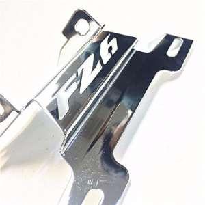 Organisateur de garde-boue et partie arrière avec Logo HTT»fz6″ pour 2006, 2007, 2008, Yamaha fz6, Fazer Chrome.