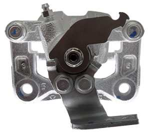 ACDelco 18FR12687N Professional Rear Brake Caliper Assembly without Pads (Friction Ready Non-Coated)
