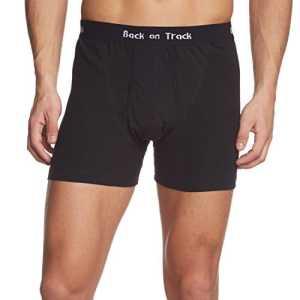 Back on Track Boxer pour Homme XL Noir – Noir