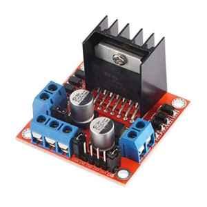 Dailyinshop Bonne qualité Double Pont en H Stepper Motor Drive Controller Module Board pour Arduino L298N de Moteur Module