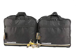 m4b BMW R1250GS (K51) à partir de 2018 (R1250 GS): Poches intérieures/Sacs intérieurs pour valises latérales – per valigie in alluminio